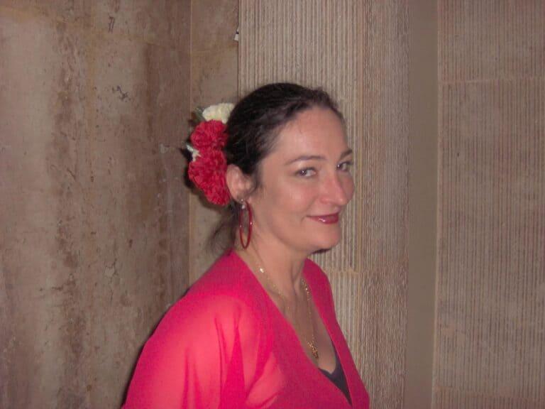 Véronique RIZA - 2007 - Spectacle de Fin d'Année de Elvira Velasco & Marisol Jimenez