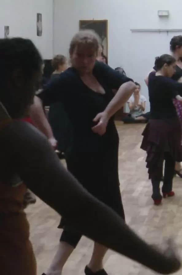 Véronique RIZA - Spectacle à Cadix 003 (Capture de Vidéo)