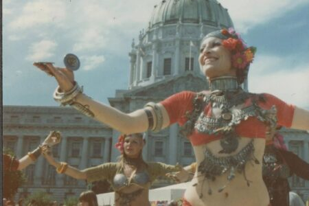 Danse Tribale Américaine
