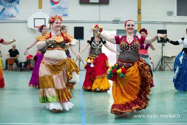 Photos danseuses ATS