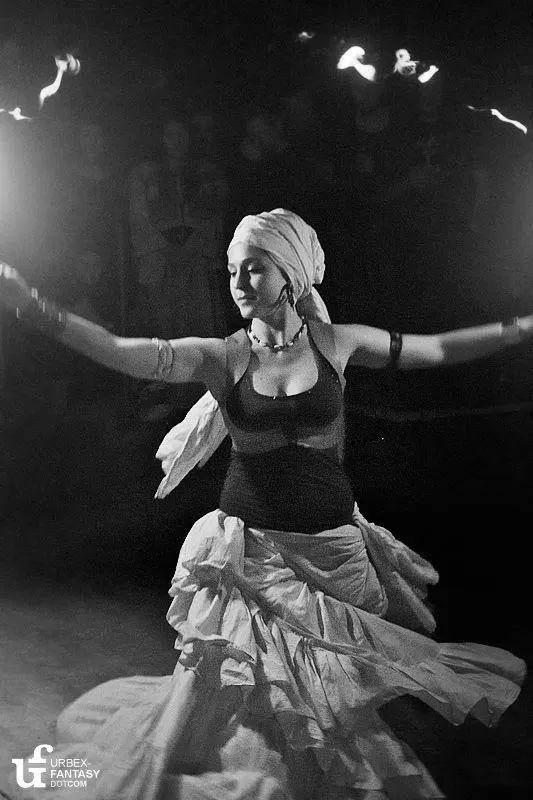 Photos artistes danse tribale