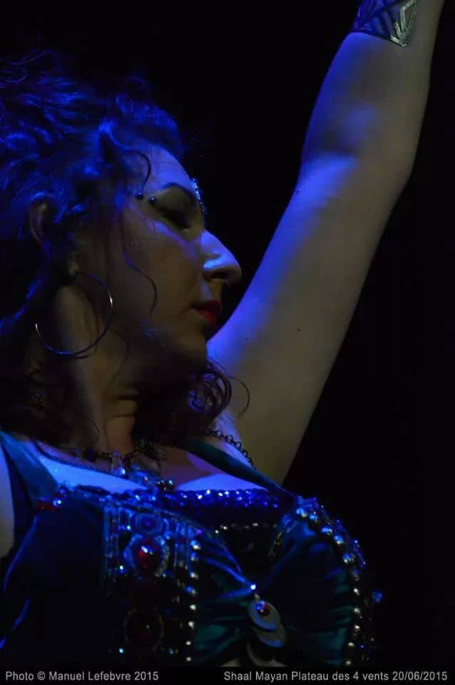 Anya Endless Fusion - solo chez les Shaal 15 - Manuel Levebvre