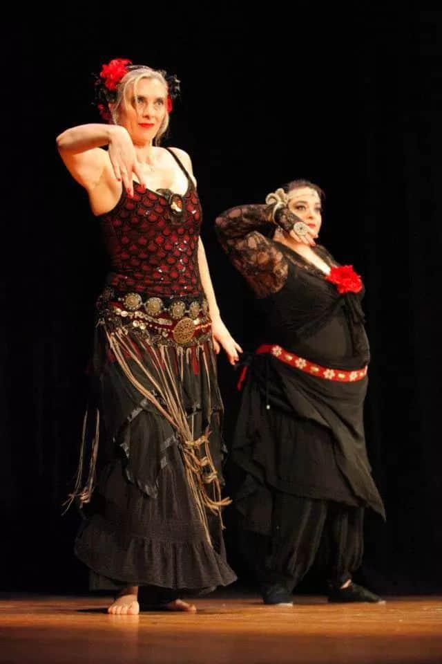 Lily Birnbaum-Masson - Lily-Birnbaum-Masson+Seshathot Dance-Photo-Lepointdevues-JN-Masson-2012-001