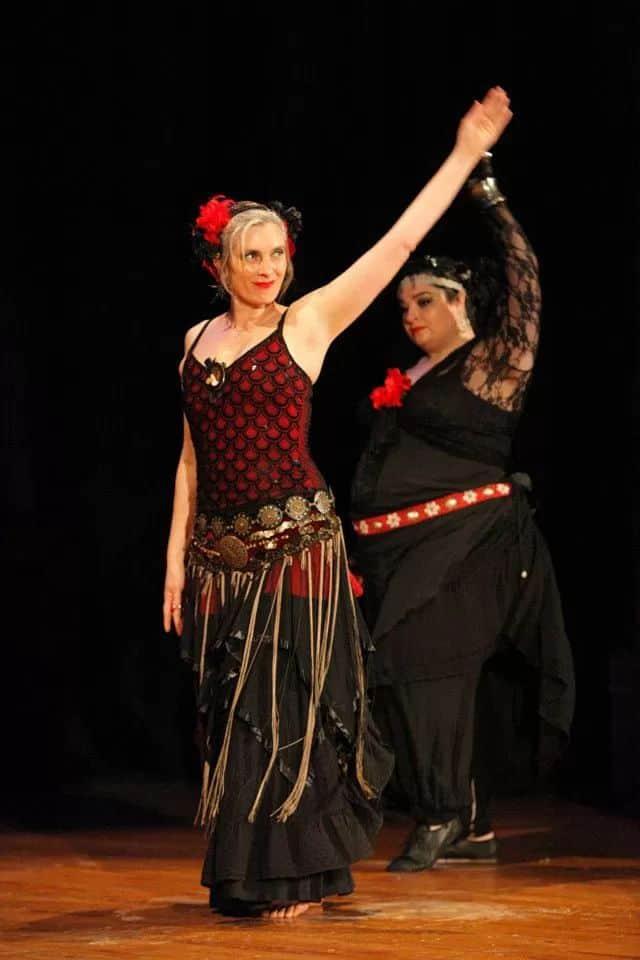 Lily Birnbaum-Masson - Lily-Birnbaum-Masson+Seshathot Dance-Photo-Lepointdevues-JN-Masson-2012-002