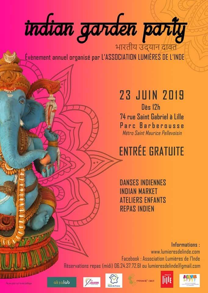 Indian Garden Party 2019