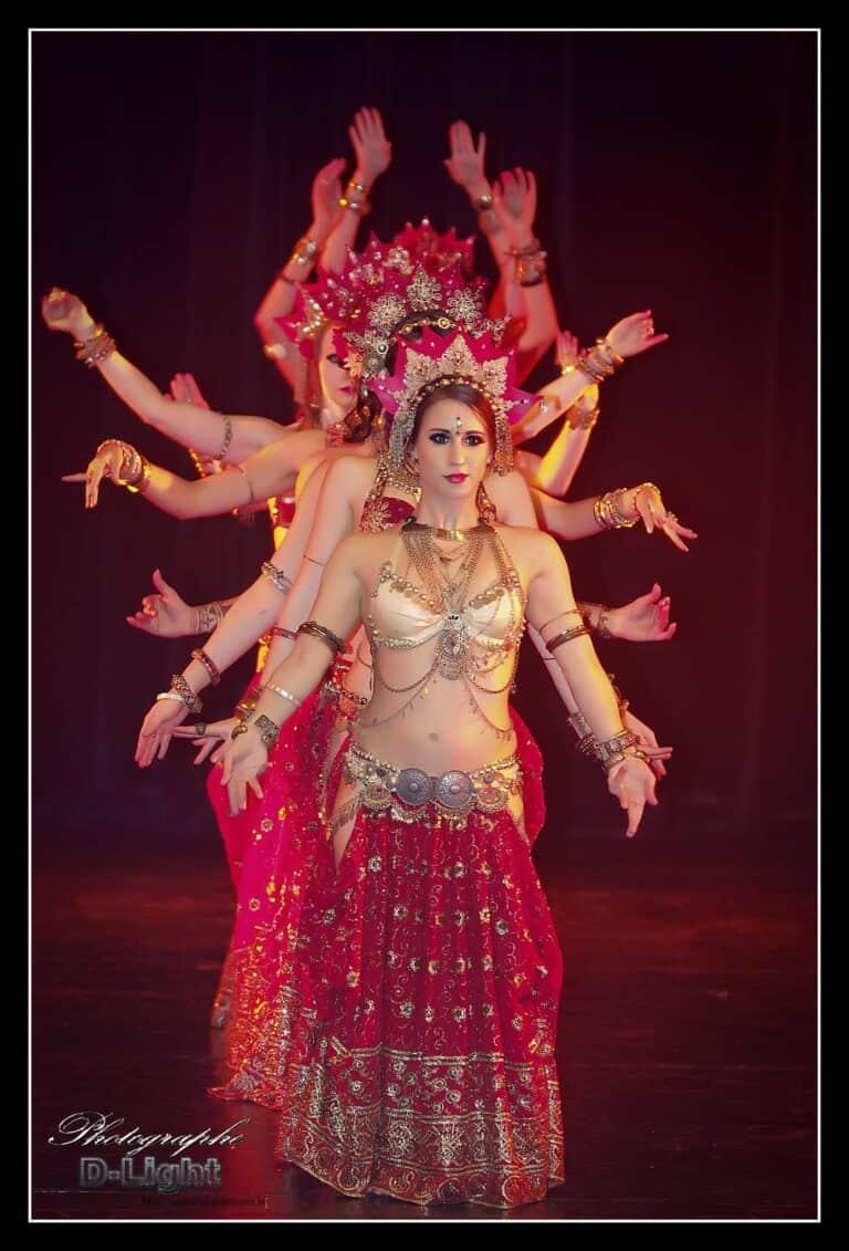 Coralie Dubois - Festival des danses orientales de Seraing - D-Light - 2016
