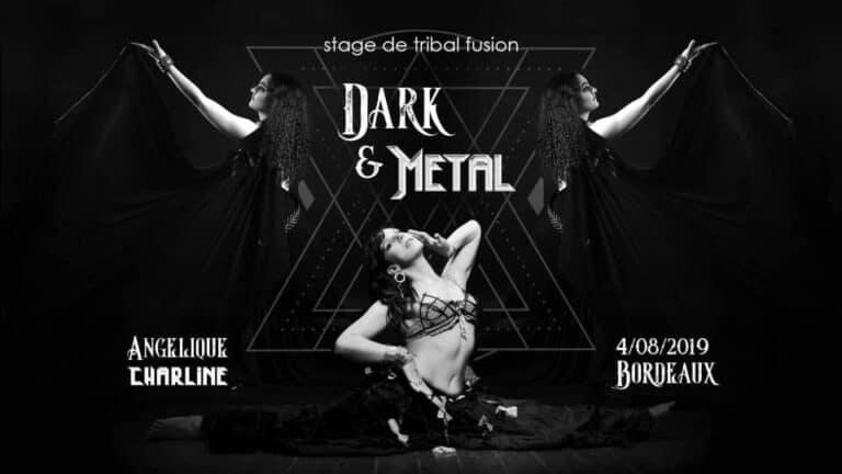 Stages Dark Fusion & Metal Bellydance à Bordeaux
