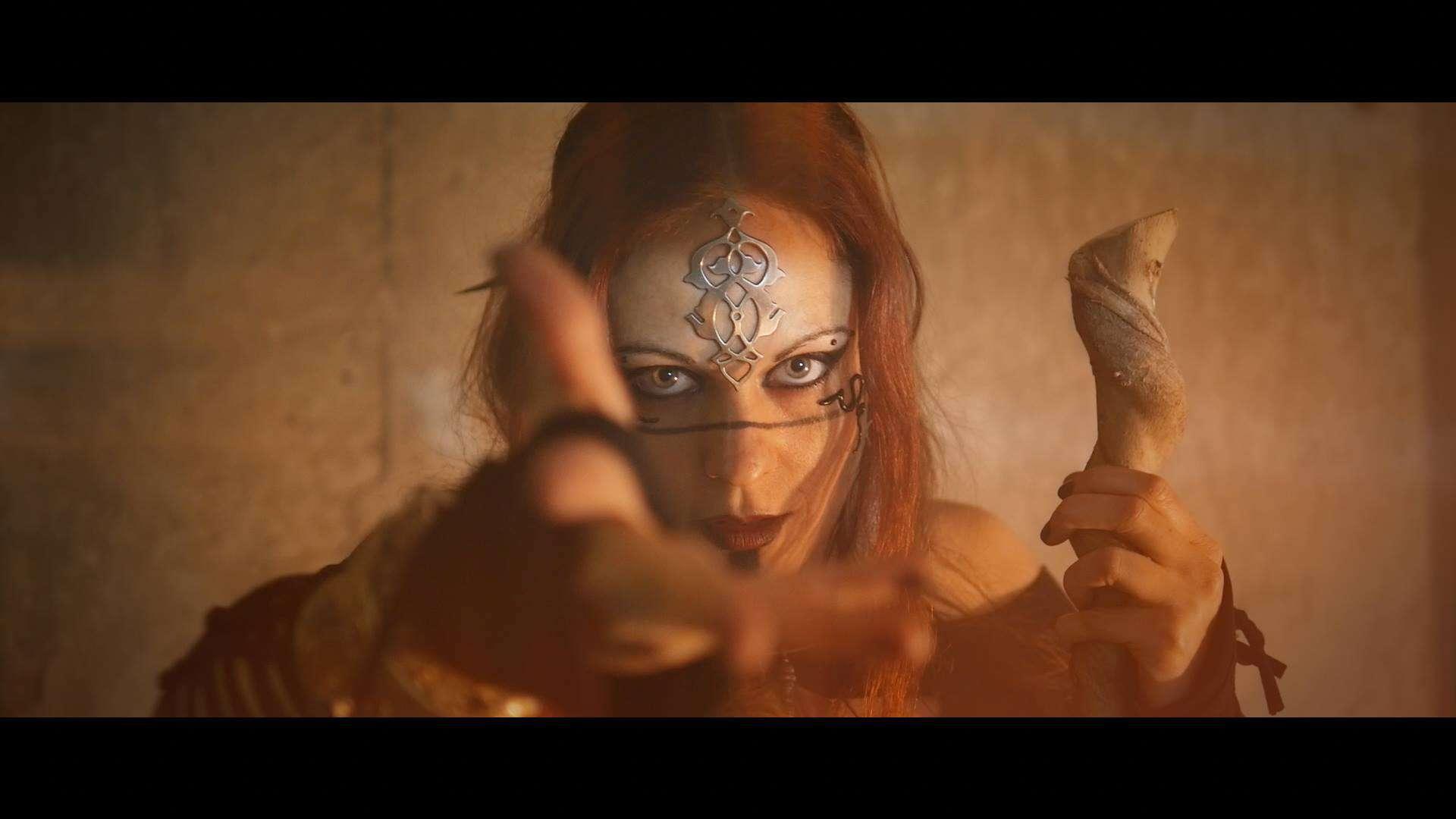 Anastasia Lihnka – Tribal AnimA
