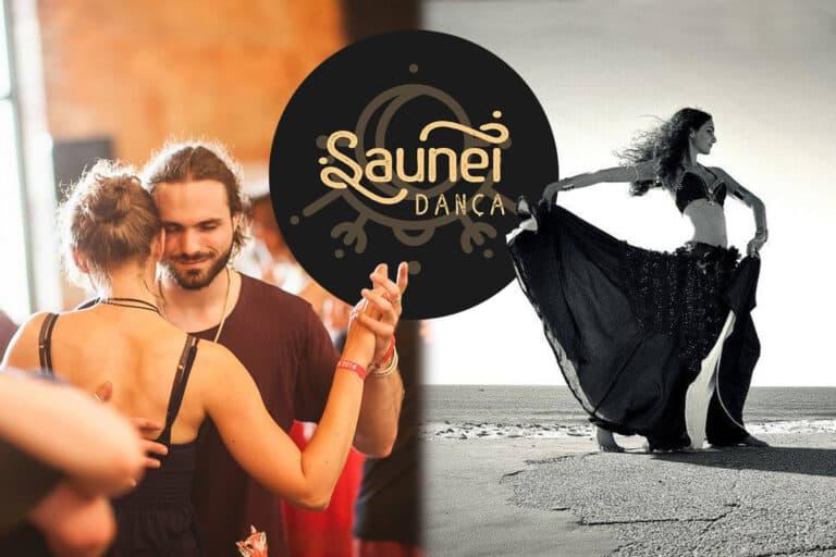 Soirée d'ouverture de Saunei Dança