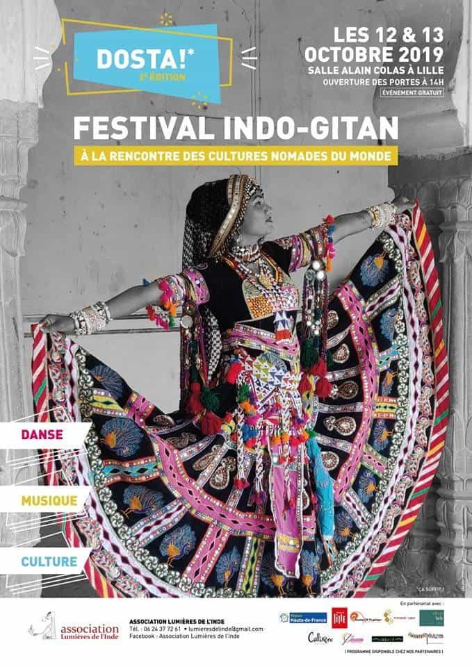 Dosta ! Festival indo-gitan