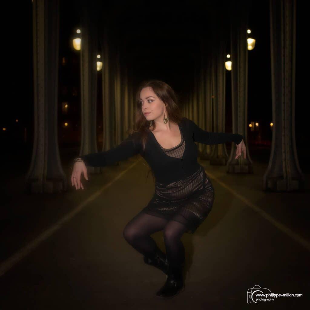Danseuse de nuit