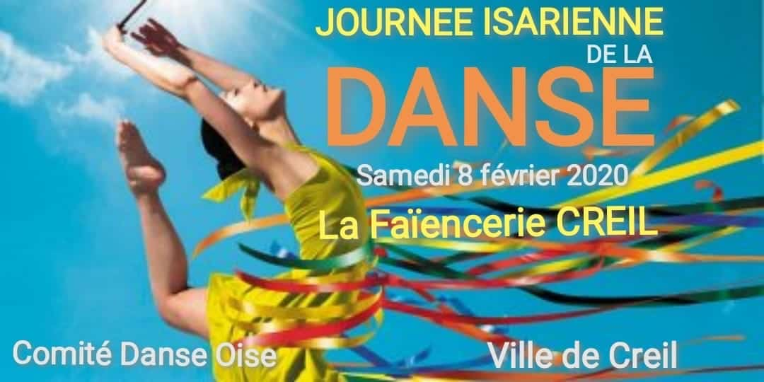 Affiche journée Isarienne de la danse