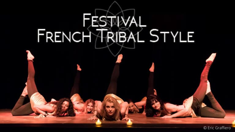 Festival French Tribal Style #4