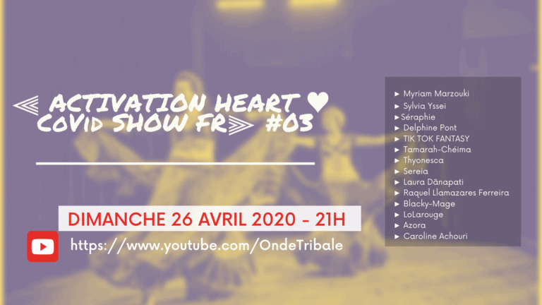 Activation Heart Covid Show Fr 03
