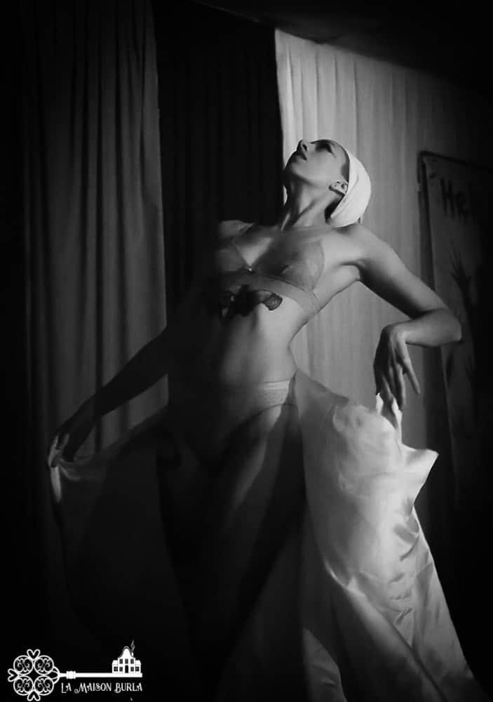 Carole Kali Kalisuma Cécile Desailly Cabaret La Maison Burla 2019