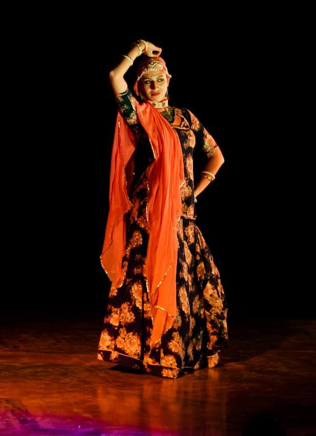 Kalisuma Photographe Inconnu Goa Tribal Fest 2016