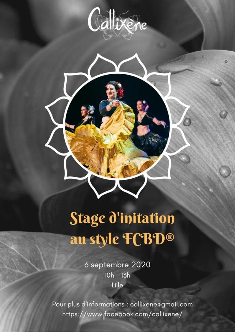 Callixène Stage Septembre