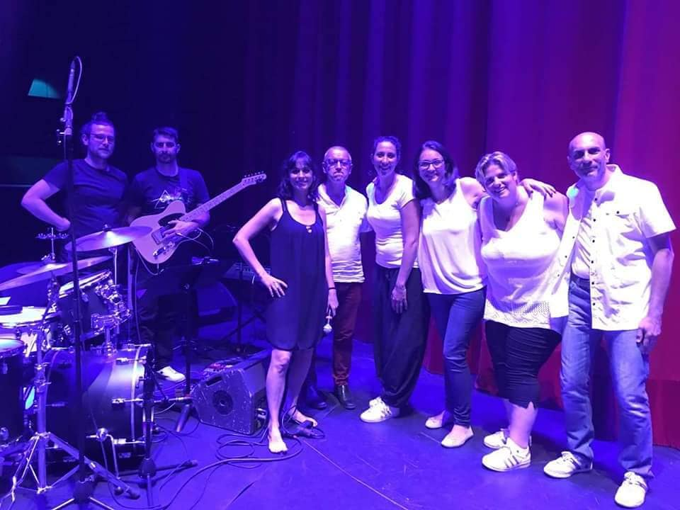 Patricia Rencontres Musicales Au Carré Gaumont à Sainte Maxime Juin 2019 (2)